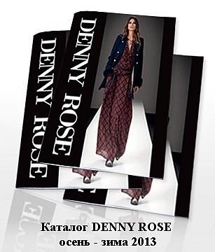 DENNY ROSE осень - зима 2013
